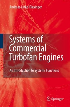 Systems of Commercial Turbofan Engines - Linke-Diesinger, Andreas