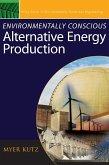 Environmentally Conscious Alternative Energy Production