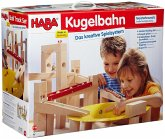 HABA 3524 - Meisterbausatz Kugelbahn, Holz