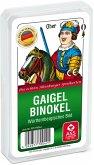 Gaigel / Binokel (Spielkarten), Club, württembergisches Bild