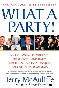What a Party! - Mcauliffe, Terry