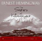 The Snows of Kilimanjaro, 1 Audio-CD