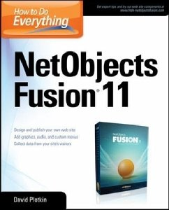 How to Do Everything NetObjects Fusion 11 - Plotkin, David