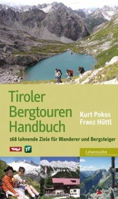 Tiroler Bergtouren Handbuch