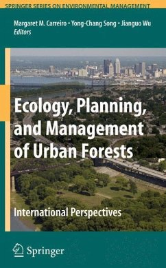 Ecology, Planning, and Management of Urban Forests - Carreiro, Margaret M. / Song, Yong-Chang / Wu, Jianguo (eds.)