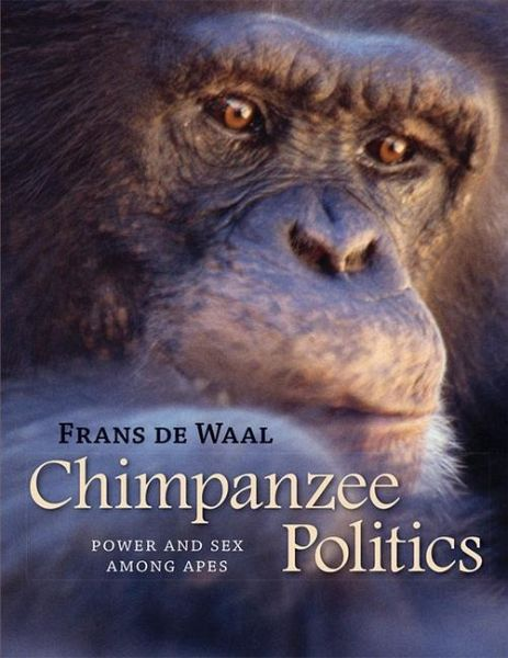 chimpanzee politics power among apes