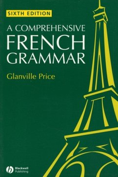 Comprehensive French Grammar - Price, Glanville