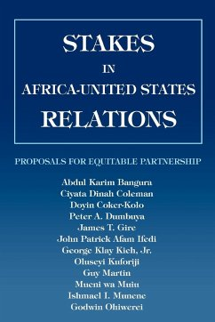 Stakes in Africa-United States Relations: Proposals for Equitable Partnership