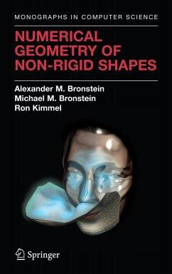 Numerical Geometry of Non-Rigid Shapes - Bronstein, Alexander M.;Bronstein, Michael M.;Kimmel, Ron