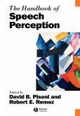 Handbook of Speech Perception