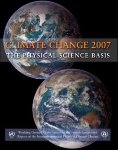 The Physical Science Basis [With CDROM] - Intergovernmental Panel on Climate Change