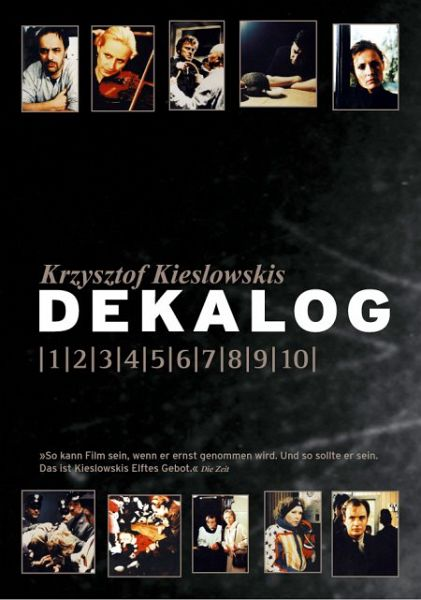 Bildergebnis für dekalog 8 kieslowski
