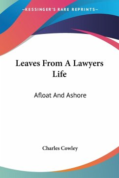 Leaves From A Lawyers Life