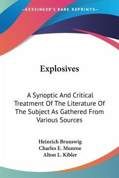 Explosives