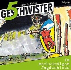5 Geschwister - Im merkwürdigen Jagdschloss, Folge 9