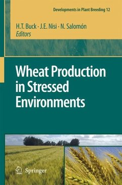 Wheat Production in Stressed Environments - Buck, H.T. / Nisi, J.E. / Salomón, N. (eds.)