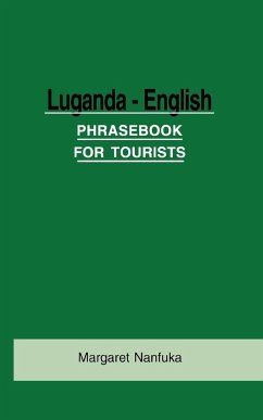 9789970020638 - Nanfuka, Margaret: Luganda-English Phrase Book for Tourists - Book