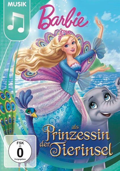 Barbie Prinzessin Der Tierinsel