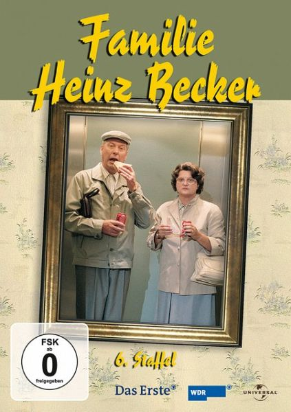 familie heinz becker 6 staffel 2 dvds film auf dvd. Black Bedroom Furniture Sets. Home Design Ideas