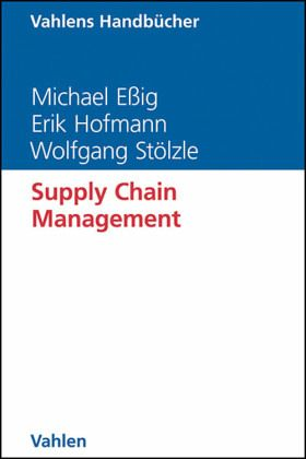 supply chain management von michael e ig erik hofmann thomas st lzle fachbuch. Black Bedroom Furniture Sets. Home Design Ideas
