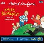 Kalle Blomquist, Eva-Lotta und Rasmus 2CD