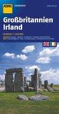ADAC Karte Großbritannien, Irland