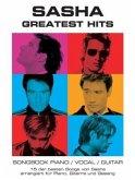 Sasha - Greatest Hits, Songbook