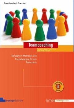 Teamcoaching - Alf-Jährig, Rainer; Hanke, Thomas; Preuß-Scheuerle, Birgit