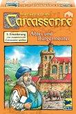 Carcassonne, Abtei und Bürgermeister (Spiel-Zubehör)