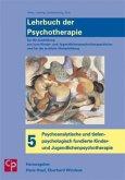 Psychoanalytische und tiefenpsychologisch fundierte Kinder- und Jugendlichenpsychotherapie / Lehrbuch der Psychotherapie Bd.5