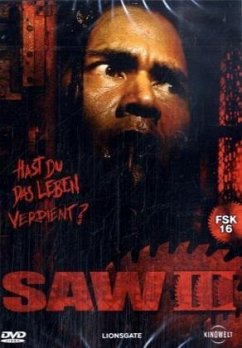 Saw III - Kinofassung - Bell,Tobin/Smith,Shawnee