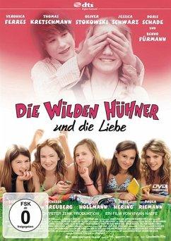 Die wilden Hühner und die Liebe (DVD) - Keine Informationen