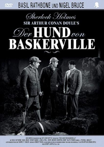 der hund von baskerville auf dvd portofrei bei b. Black Bedroom Furniture Sets. Home Design Ideas