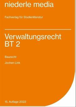 Einführung in das Verwaltungsrecht (BT) 2 - Link, Jochen