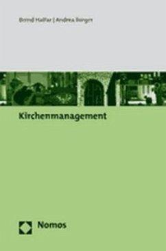 Kirchenmanagement - Halfar, Bernd; Borger, Andrea