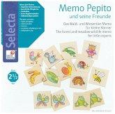 Memo Pepito und seine Freunde (Kinderspiel)