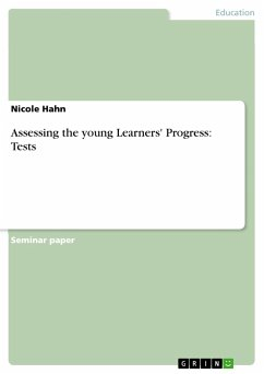 Assessing the young Learners' Progress: Tests