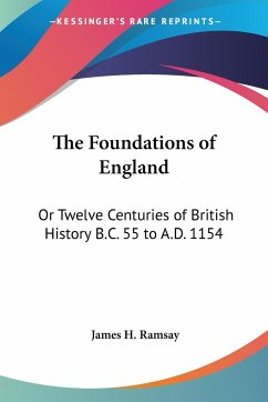 The Foundations of England