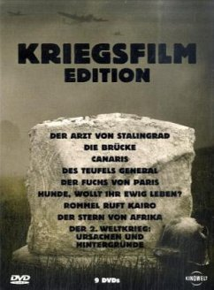 Kriegsfilm Edition (9 DVDs)