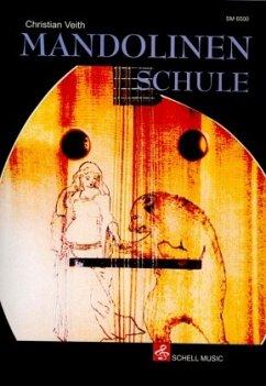 Mandolinenschule, m. Audio-CD