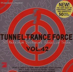 tunnel trance force auf audio cd portofrei bei. Black Bedroom Furniture Sets. Home Design Ideas
