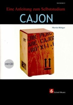 CAJON, m. Audio-CD