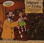 Der Weihnachtsmann kommt und andere Geschichten Teil 2 / Pettersson & Findus Bd.8 (1 Audio-CD)