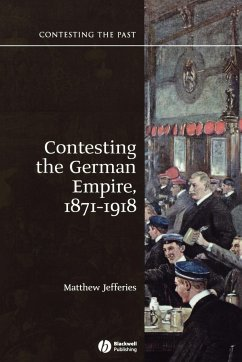 Contesting the German Empire 1 - Jefferies, Matthew