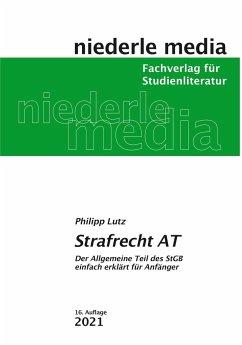 Strafrecht AT - Lutz, Philipp