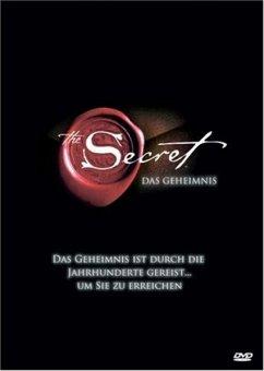 The Secret - das Geheimnis, 1 DVD-Video, deutsche u. englische Version
