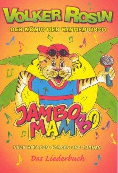 Jambo Mambo, Liederbuch