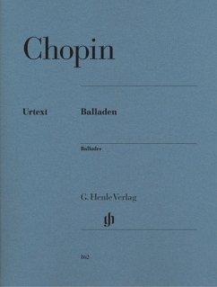 Balladen, Klavier (Müllemann)