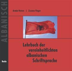1 Audio-CD zum Lehrbuch / Lehrbuch der vereinheitlichten albanischen Schriftsprache