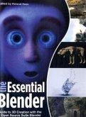 The Essential Blender. DVD-ROM